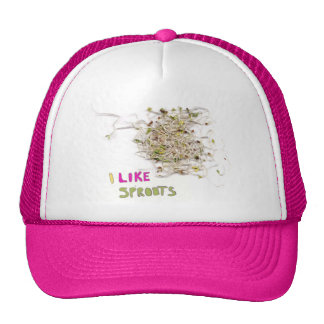 sprouts hats