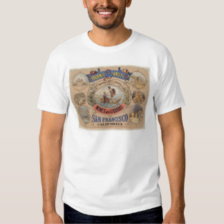 Spruance Stanley & Co., Wines & Liquors, SF (1305) T-Shirt