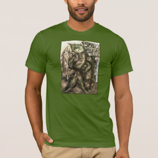 Spruce the Magic Tree T-Shirt