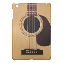 Spruce Top Acoustic Guitar Cover For The iPad Mini