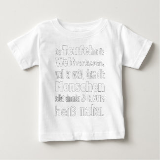 Spruch_0013_dd.png Baby T-Shirt
