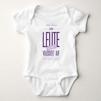 Spruch_Alte_Leute_2c.png Baby Bodysuit