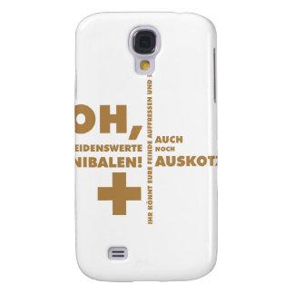 Spruch_Kannibalen_mono.png Samsung S4 Case