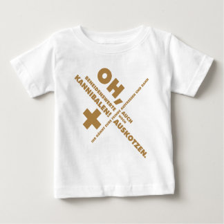 Spruch_Kannibalen_mono.png T-shirt