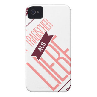 Spruch_Liebe_2c png Case-Mate iPhone 4 Cases