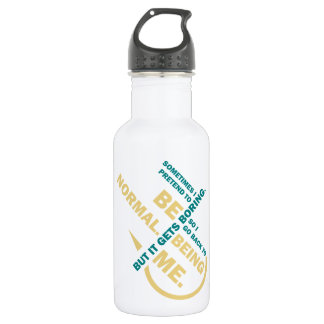 Spruch_Normal_2c.png Stainless Steel Water Bottle