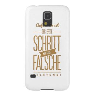 Spruch_Schritt_mono.png Galaxy S5 Cover