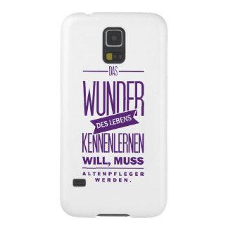 Spruch_Wunder_mono.png Carcasa Para Galaxy S5
