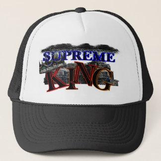 sps logo design trucker hat