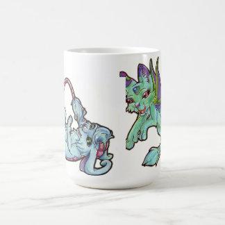Spud and Syra play Coffee Mug