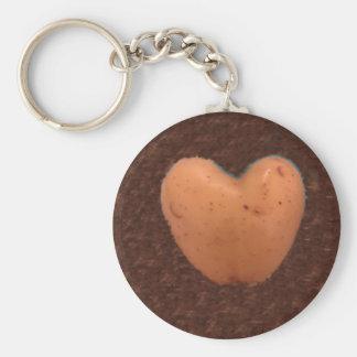 Spud love keychain