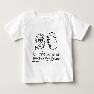 Spud Muffin Baby T-Shirt