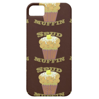 Spud Muffin Pattern iPhone SE/5/5s Case
