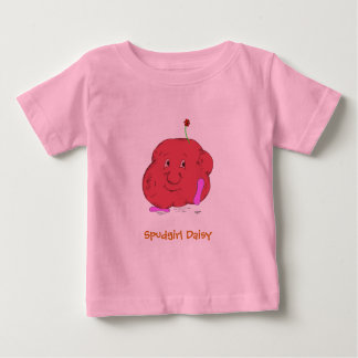 Spudgirl Daisy infant long sleeve t-shirt