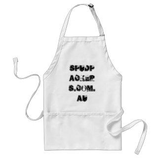 spudpackers.com.au adult apron