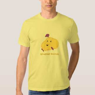 Spudpeep Bounce mens t-shirt