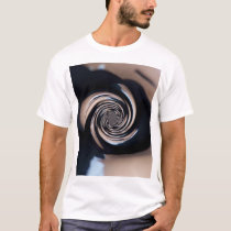Spun Abstract T-Shirt