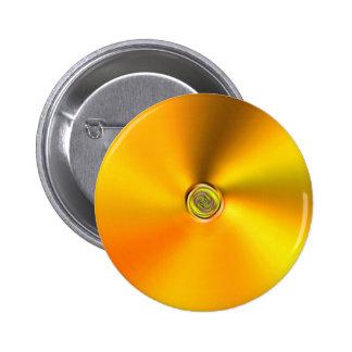 Spun Gold Button