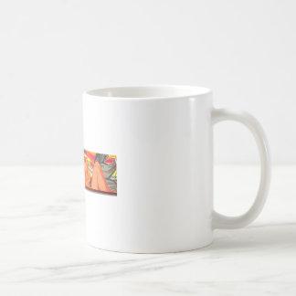 spun coffee mug