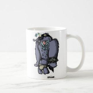 Spunk el carcayú taza de café