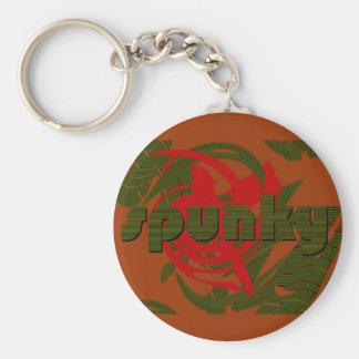 Spunky Keychain