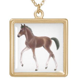 Spunky Little Foal Necklace