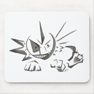 spunky mouse pad