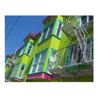 Spunky San Francisco Postcard
