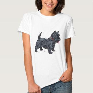 Spunky Scottie Dog T-Shirt