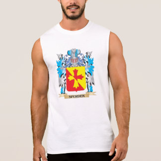 Spurden Coat of Arms - Family Crest Sleeveless Shirts