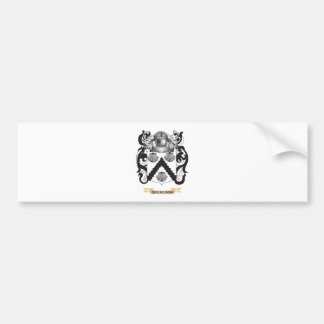 Spurgeon Coat of Arms (Family Crest) Bumper Sticker