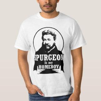 Spurgeon es mi homeboy remeras