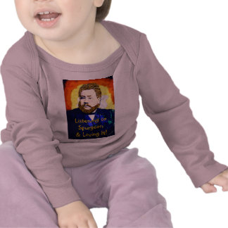 Spurgeon esencial Infantwear #1 Camiseta