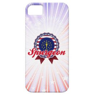 Spurgeon, IN iPhone 5 Case