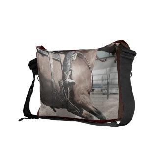 Spurred Messenger Bag