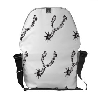 Spurs Messenger Bag