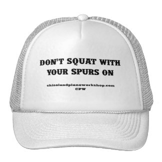 Spurs Trucker Hat