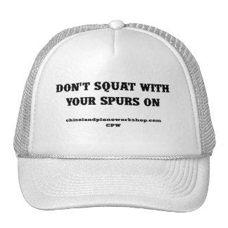 Spurs Trucker Hat