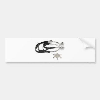 SpursStar051009 Bumper Sticker