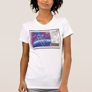 Sputnik 1 15 Years Russian Space Science T-shirts