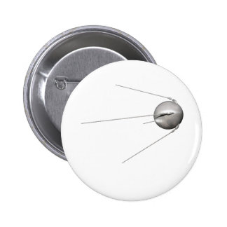 sputnik 1 pinback button