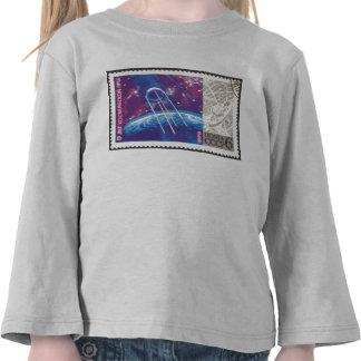 Sputnik 1 Russian Space Science 15 Years T Shirts