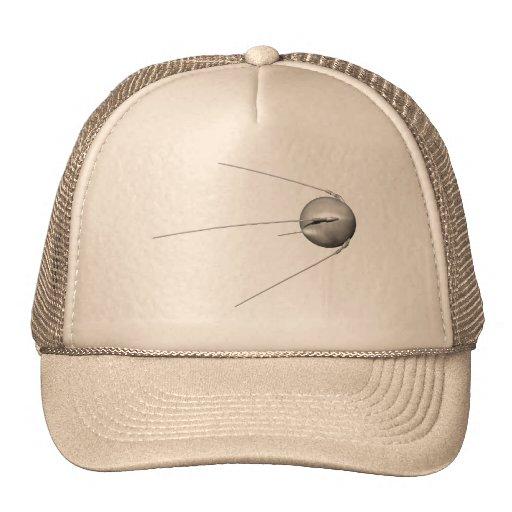 sputnik 1 trucker hat