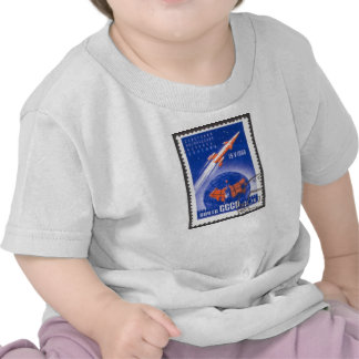 Sputnik 4 de mayo de 15 1960 camiseta