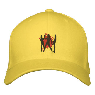 Spy Girls Embroidered Baseball Cap