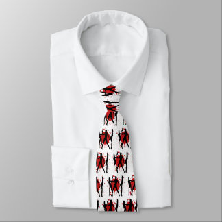 Spy Girls Tie