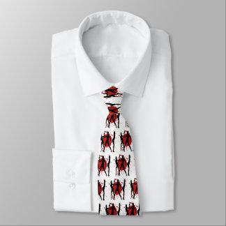 Spy Girls Tie