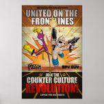 Spy Guy/Possum - Counter Culture Revolution poster