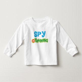 Spy in Training Kids Shirt