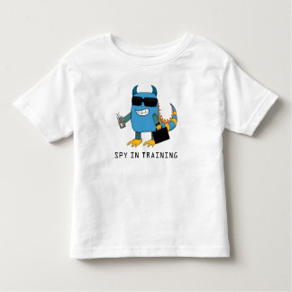 SPY IN TRAINING T-SHIRTS